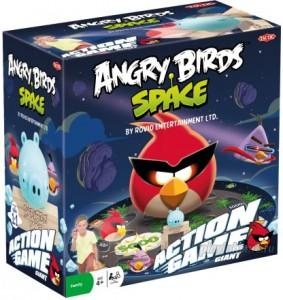 Angry Birds Space - Коробка